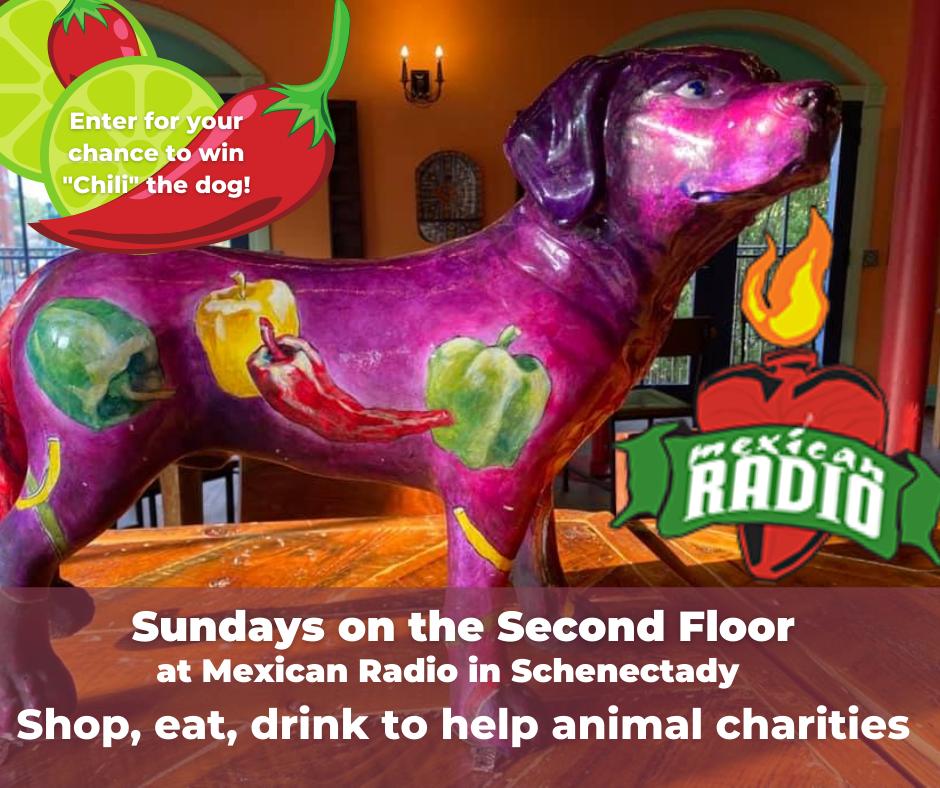 Sundays on the Second Floor @ Mexican Radio